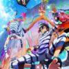 TVアニメ「ナンバカ」10月4日放送開始 主題歌はハシグチカナデリヤとThe Super Ballに決定