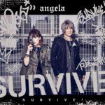 劇場アニメーション『K SEVEN STORIES』OP主題歌!angela「SURVIVE!」発売記念ミニライブ開催!夏の暑さより熱いファンとのコール&レスポンスが響き渡る!